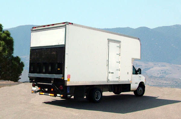 Used 2-Ton Grip Truck for Sale, Grip and Lighting Equipment