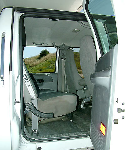 5-Ton Grip Truck for Sale, Ford F-650 Crew Cab 5-Ton Grip Truck for Sale