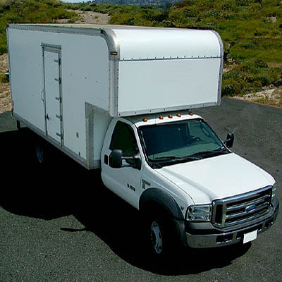CLICK ON PHOTO - 2008 Ford F550 3-Ton Grip Truck For Sale