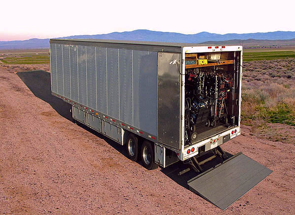 CLICK ON PHOTO - 48' ft studio trailer for sale