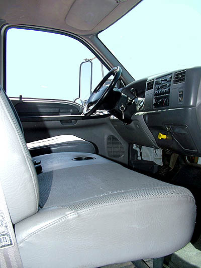 2000 Ford F-650 5-Ton Grip Truck for sale, 5-Ton Truck for sale