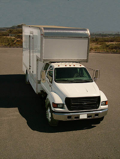 5-Ton Grip Truck Crew Cab for Sale, 5-Ton Grip and Lighting Truck for Sale
